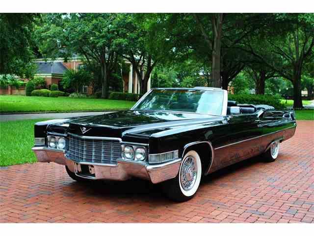 1969 Cadillac DeVille | 994762