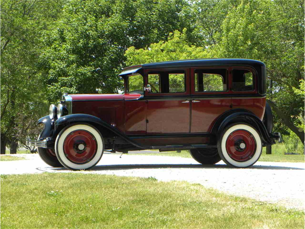 1929 Chevrolet Model AC International Sedan for Sale | ClassicCars ...