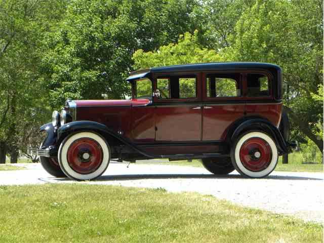 1929 Chevrolet Model AC International Sedan | 990477