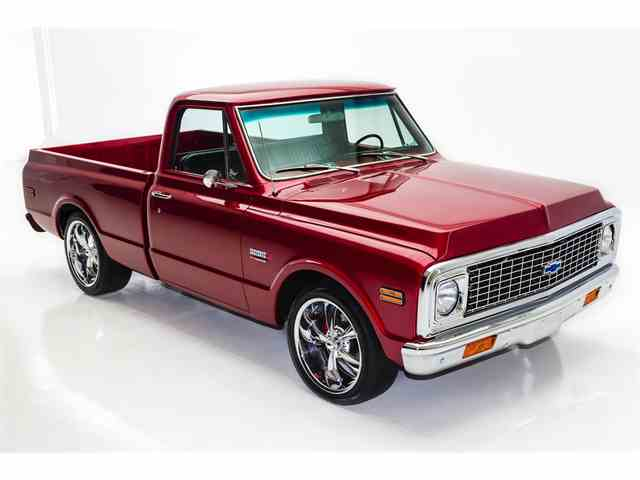 Picture of 1971 Pickup located in Des Moines Iowa - LBKN