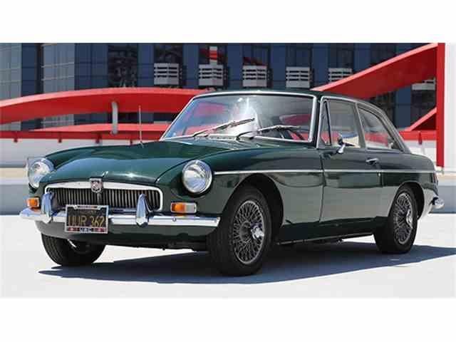 1967 MG MGB | 994786