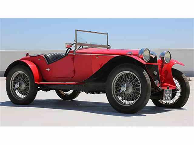 1934 Riley Antique | 994787