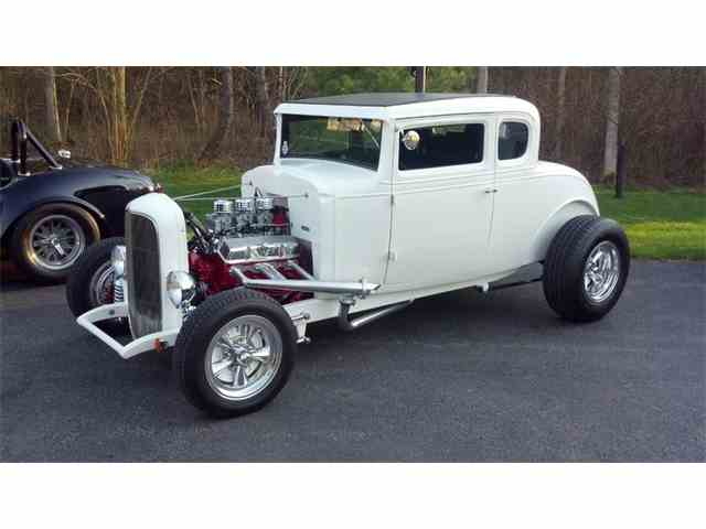 1930 Chevrolet 5-Window Coupe | 994788
