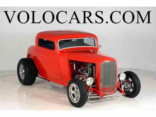1932 Ford 3 Window | 990479