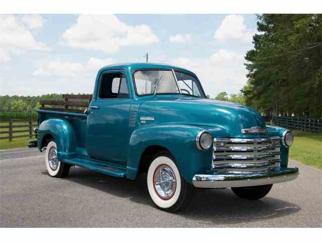 1951 Chevrolet 3100 | 994792