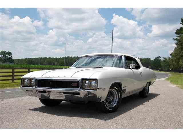 1968 Buick Convertible GS | 994794