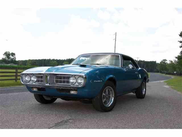 1967 Pontiac Firebird | 994796