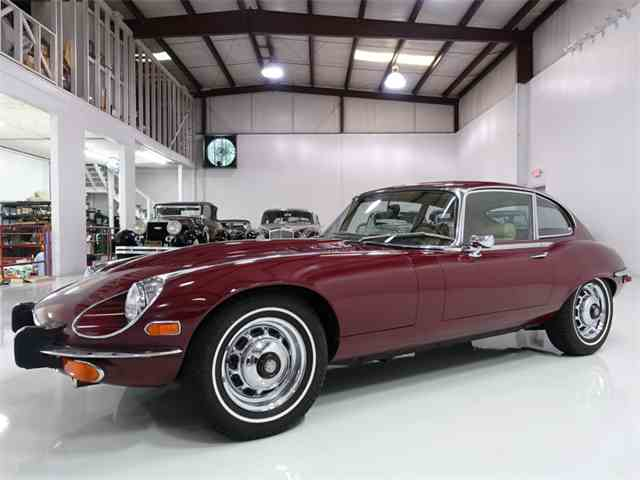 1973 Jaguar E-Type | 990048