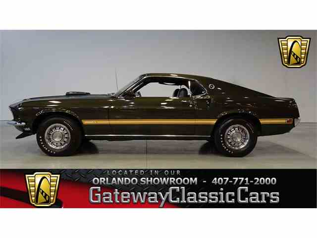 1969 Ford Mustang | 994807