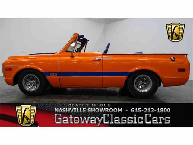 1971 Chevrolet Blazer   994808