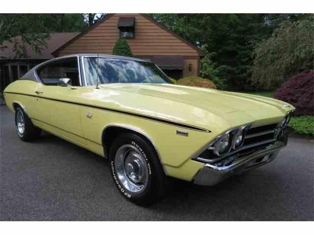 1969 Chevrolet Chevelle | 990481