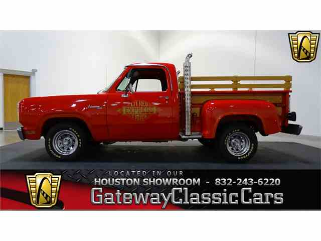 1978 Dodge Little Red Express | 994812