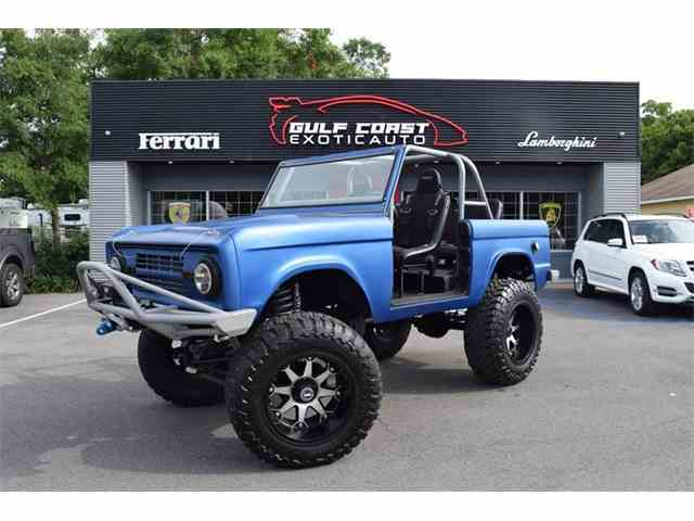 1968 Ford Bronco | 994814