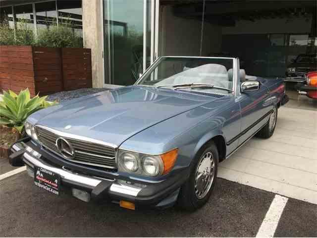 1988 Mercedes-Benz 560 | 990483