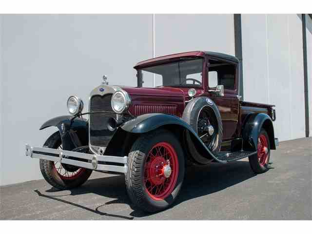 1931 Ford Model A | 994832