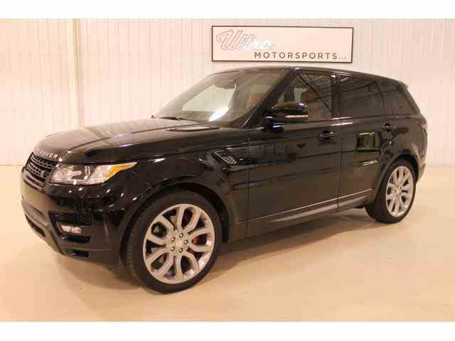 2014 Land Rover Range Rover SportSupercharged | 994838