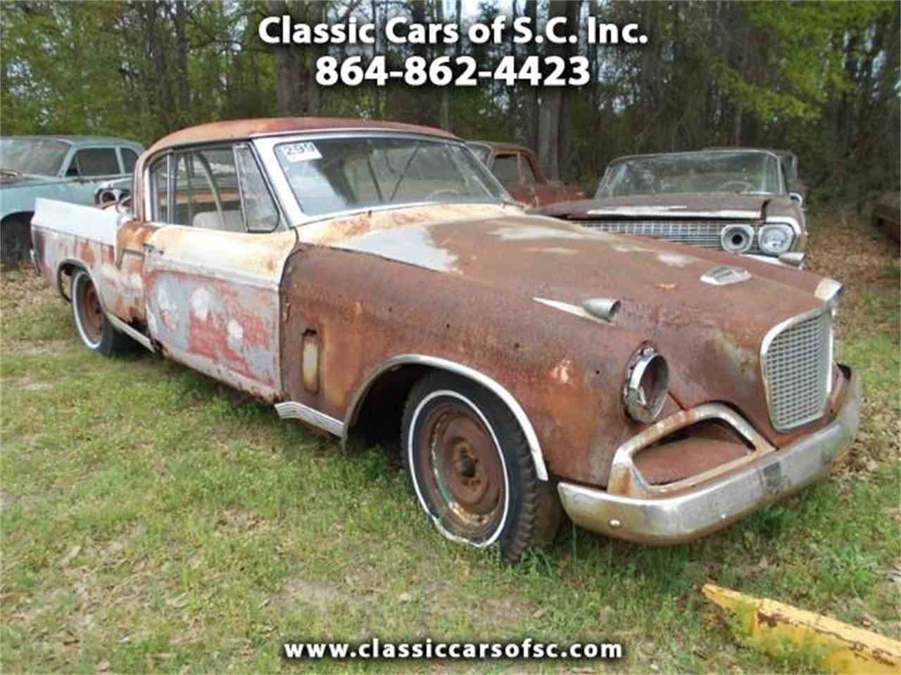 Large Picture of Classic 1956 Golden Hawk Offered by Classic Cars of South Carolina - LBMI