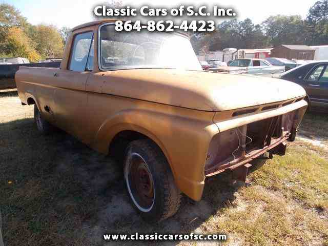 1963 Ford F100 | 994843