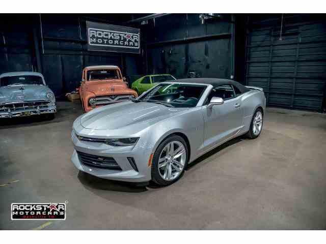 2016 Chevrolet Camaro | 994849