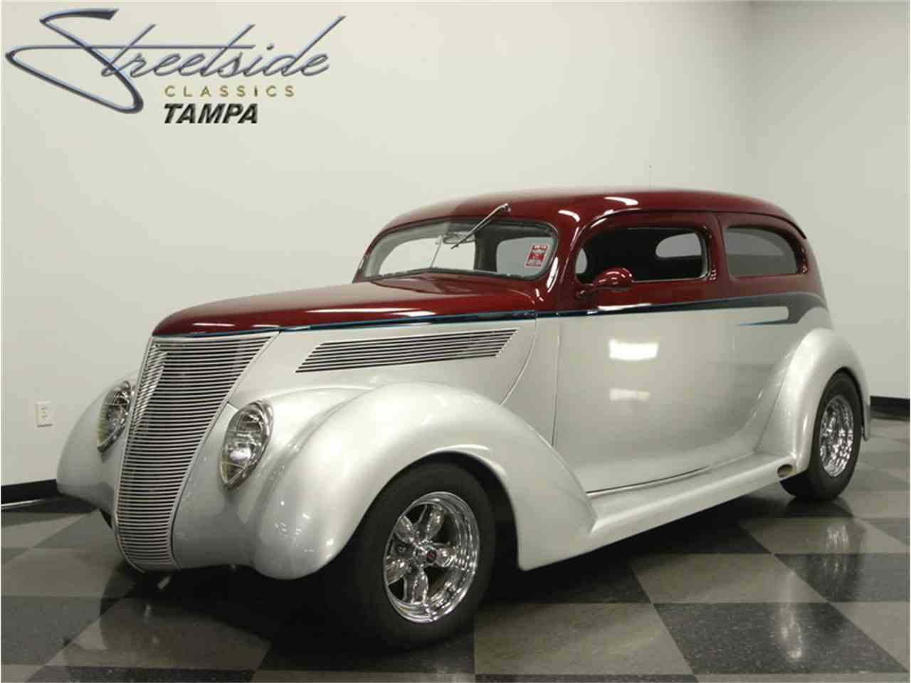 1937 Ford 2-Dr Sedan for Sale - CC-994851