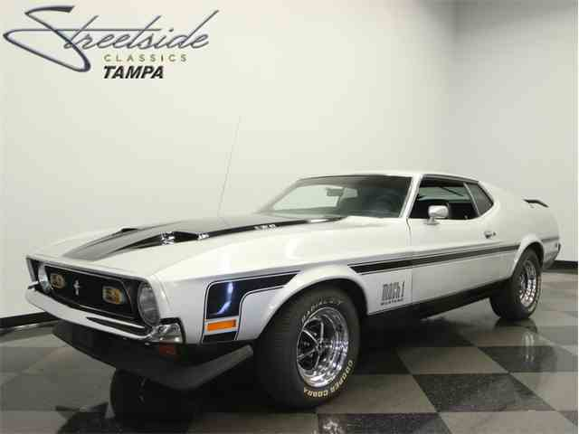 1971 Ford Mustang Mach 1 | 994852