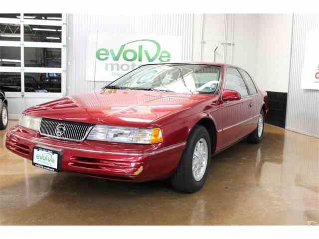 1993 Mercury Cougar | 994856