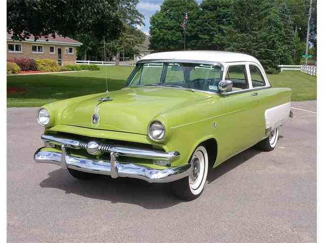 1950 to 1954 ford for sale on 252 available for 1954 ford mainline 2 door sedan sale