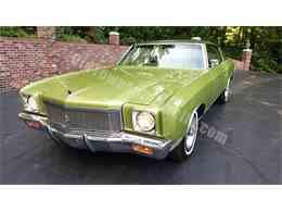 1971 Chevrolet Monte Carlo for Sale - CC-990486