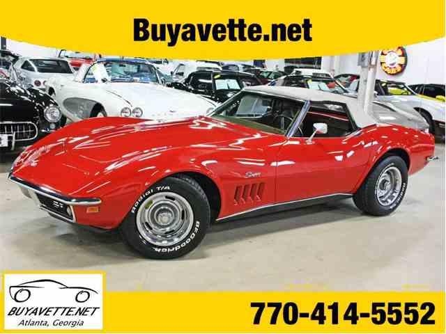 1969 Chevrolet Corvette | 994865