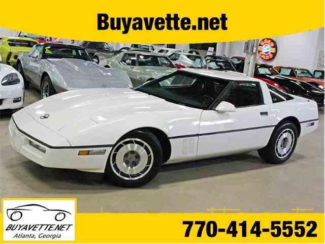 1987 Chevrolet Corvette | 994866