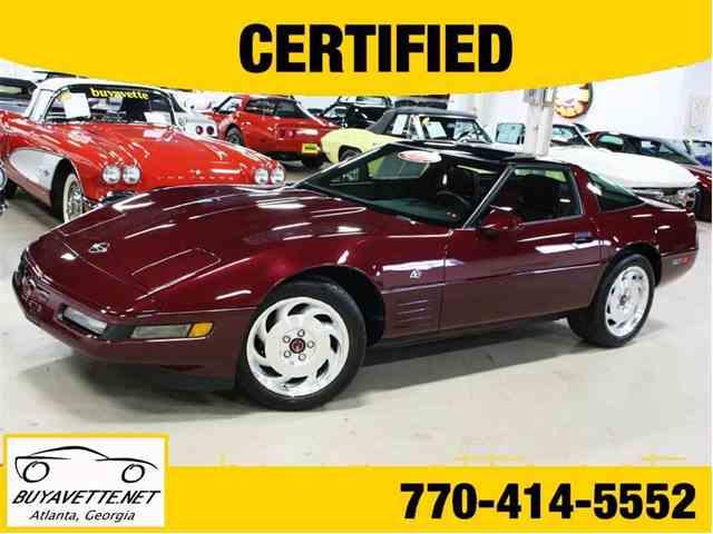 1993 Chevrolet Corvette | 994867