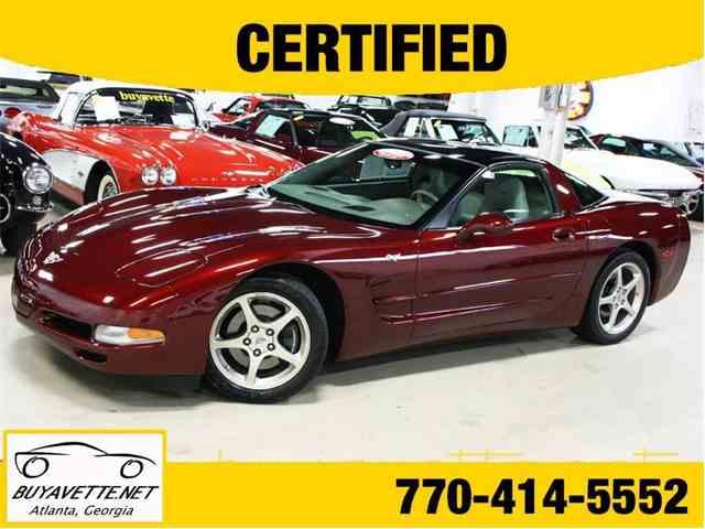 2003 Chevrolet Corvette | 994868