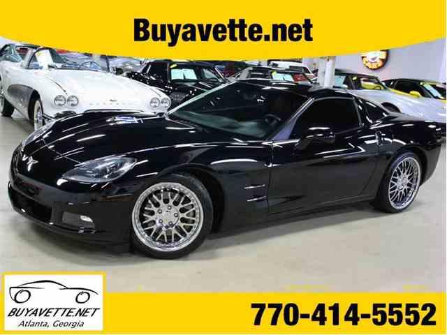 2005 Chevrolet Corvette | 994871