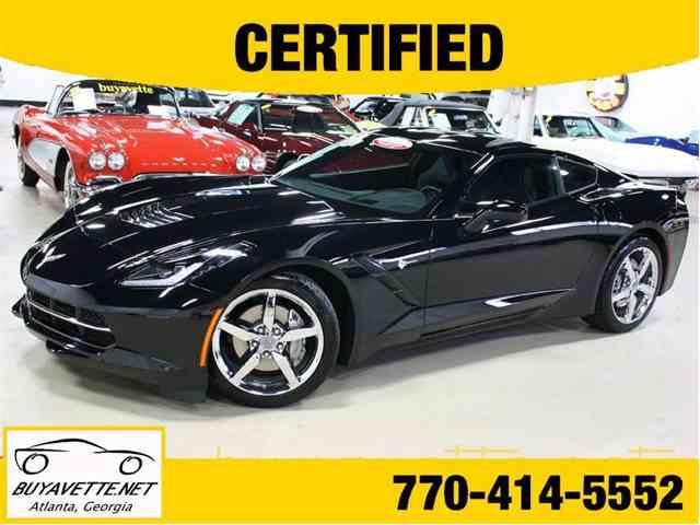 2014 Chevrolet Corvette | 994872