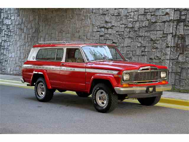 1979 Jeep Cherokee | 994881