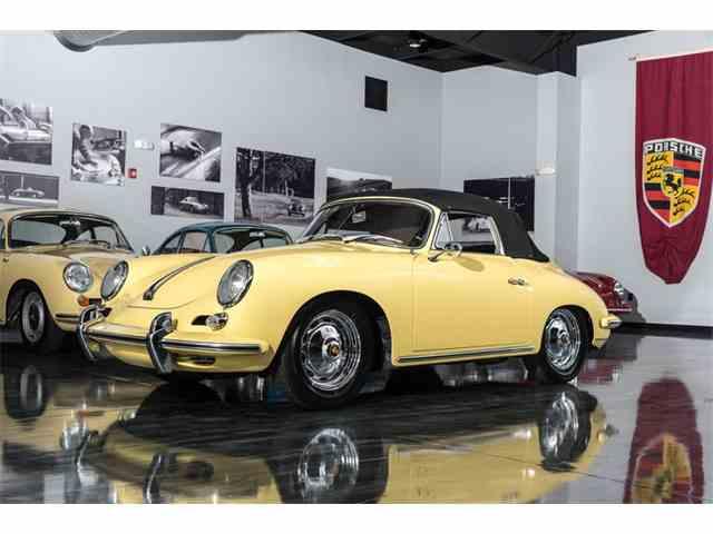 1963 Porsche 356B | 994884