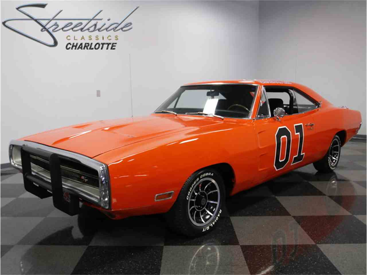 1970 dodge charger general lee r/t for  | classiccars | cc