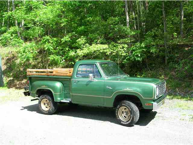 1978 Dodge Warlock Truck | 994891