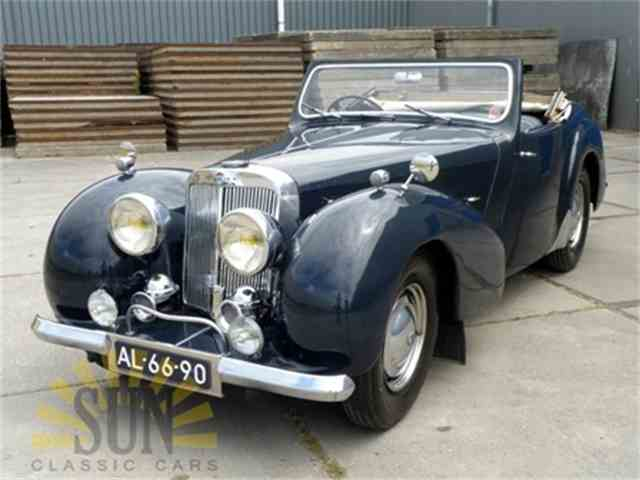 1949 Triumph Roadster | 994895