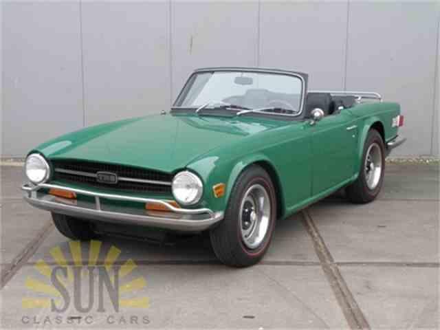 1971 Triumph TR6 | 994896