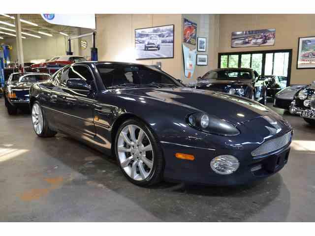 2002 Aston Martin DB7 Vantage Coupe | 994904