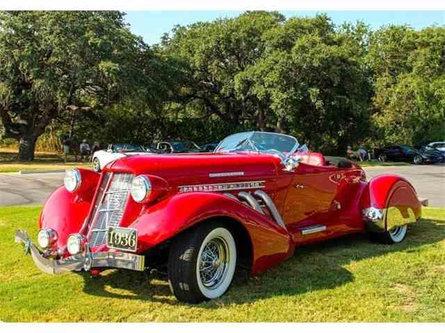 1936 Auburn Speedster | 994906