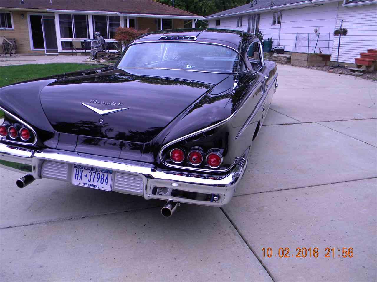 1958 Chevrolet Impala for Sale   ClassicCars.com   CC-994907