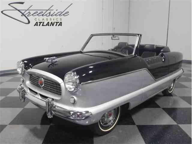 1958 Nash Metropolitan | 990491
