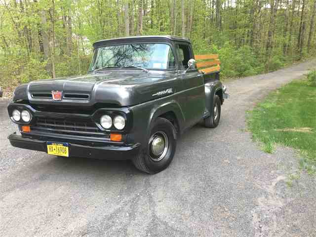 1960 Ford F100 | 994911