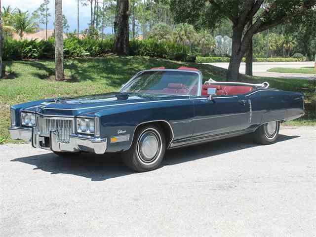 1972 Cadillac Eldorado | 994916