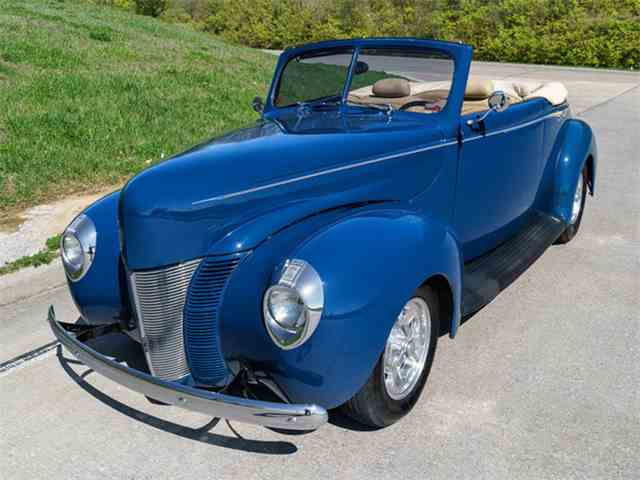 1940 Ford Cabriolet | 994922