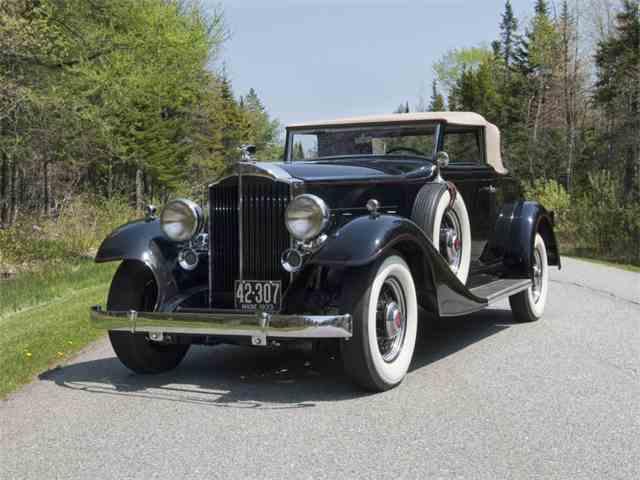 1933 Packard Roadster | 994933