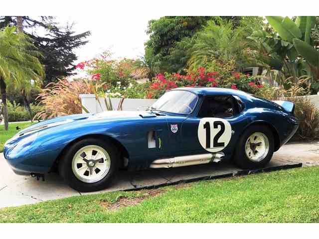 1962 Custom Built Daytona Coupe | 994934