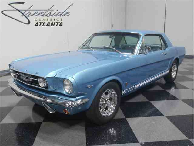 1966 Ford Mustang GT | 990494